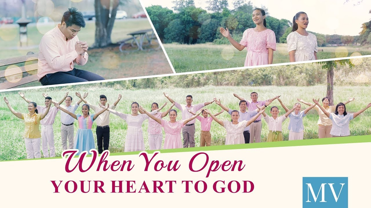 Christian Music Video - When You Open Your Heart to God (Filipino Song)