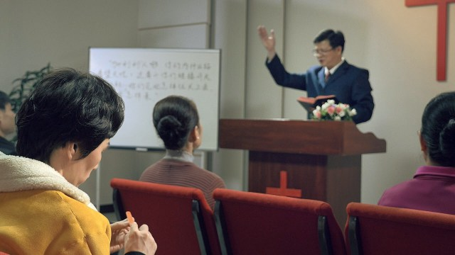 Eastern lightning, Gospel, Salvation