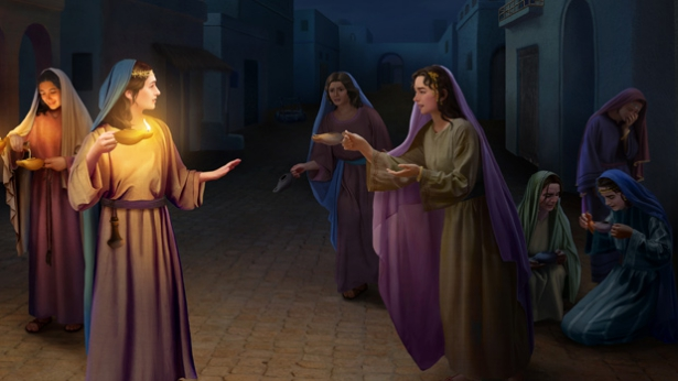 What Truly Are the Foolish Virgins?