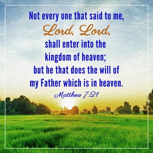 lord, kingdom of heaven, God
