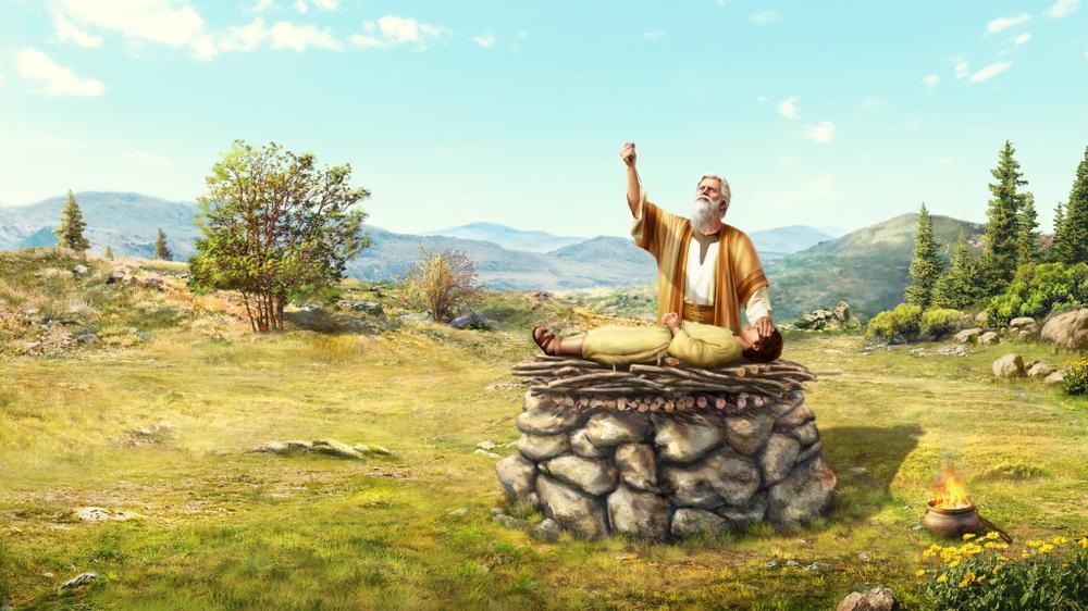 Why Did God Command Abraham to Sacrifice Isaac