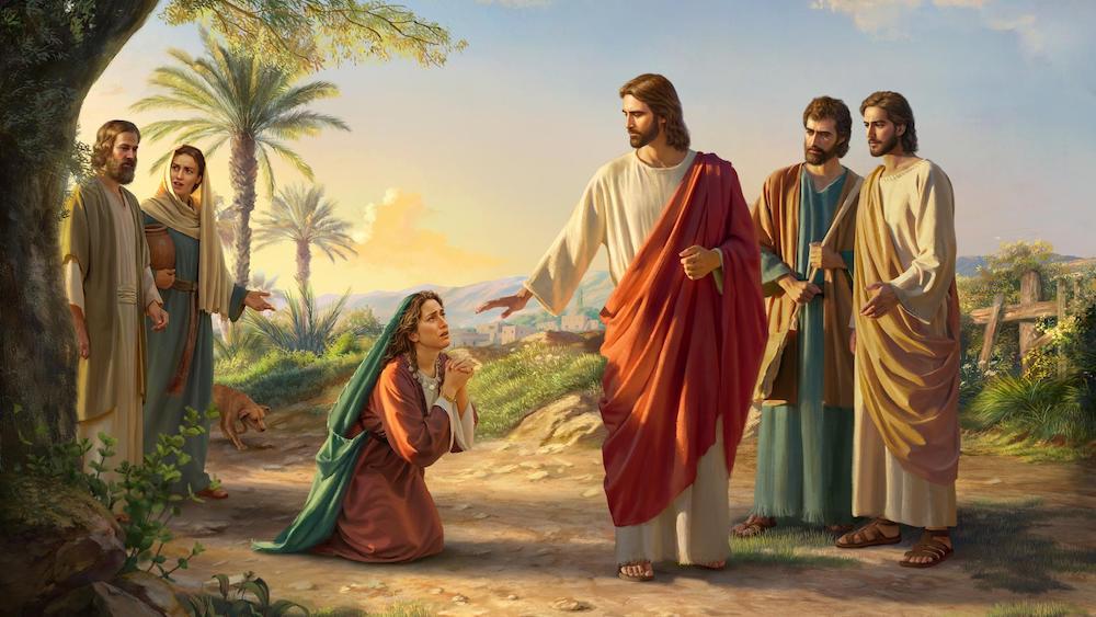 Canaanite Woman's Faith
