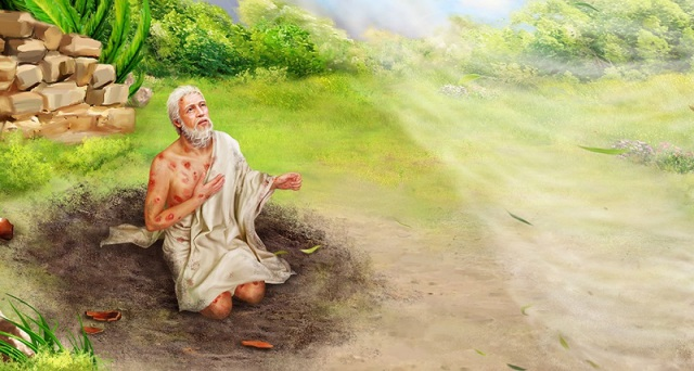 Job 38-42 – God Speaks To Job