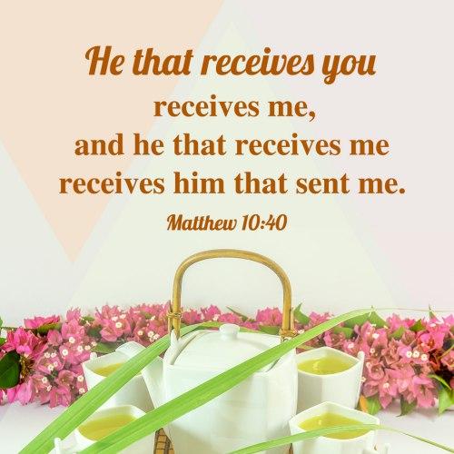 Bible Verse , Gospel