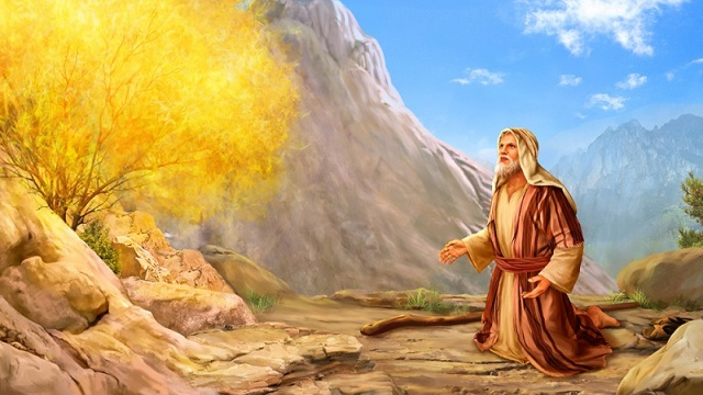 Exodus 1-4 – The Story of Moses