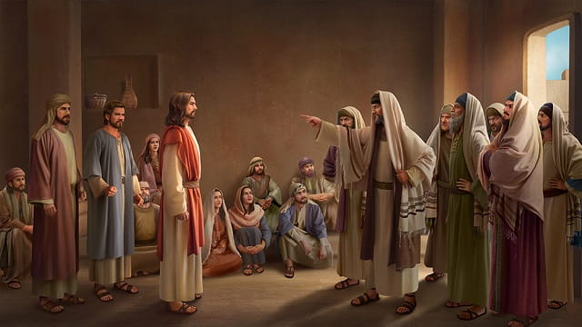 Pharisees, the Pharisees' Resistance of the Lord Jesus in the Bible