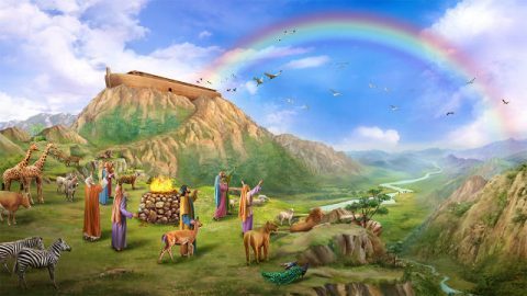 Rainbow Covenant: Know God's Love and Selflessness