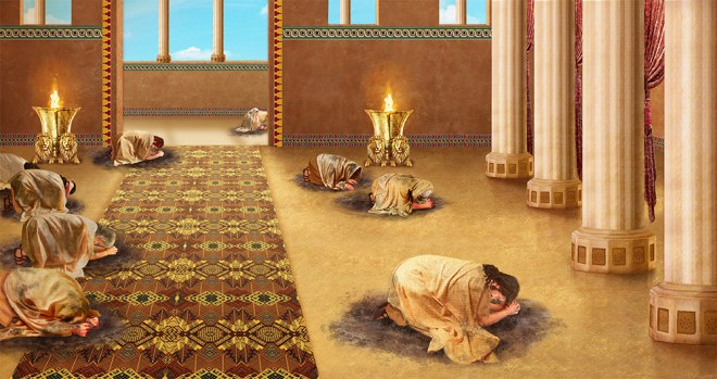 God's Commendation, repentance,