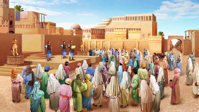 The Stark Contrast in Nineveh and Sodom's Reaction to Jehovah God's Warning