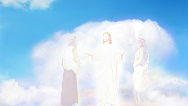 The Transfiguration – Bible Story