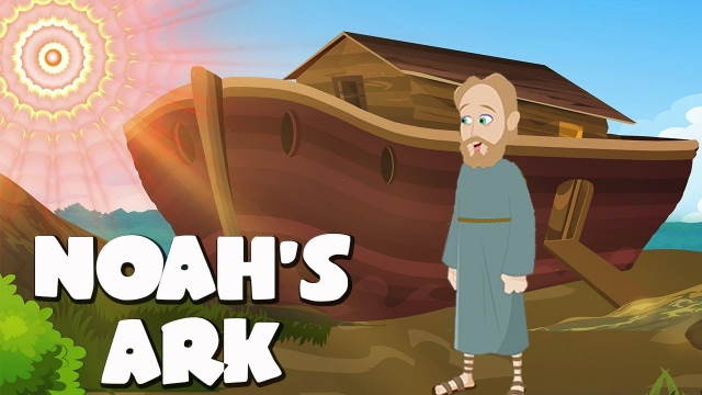 Noah's Ark – Children's Bible stories