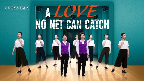 A Love No Net Can Catch - Christian Crosstalk
