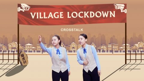 Village Lockdown - Christian Crosstalk | A Christian Adventure In Preaching Gospel