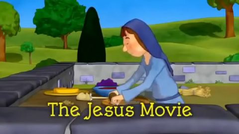 Bible Story for Kids - The Jesus Movie (Animated Cartoon)