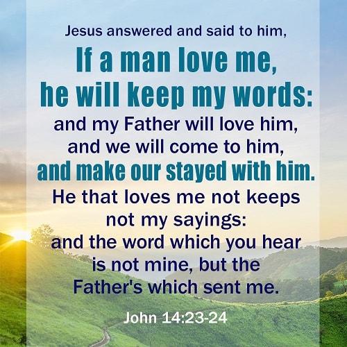 John14.23-24
