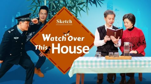 Watch Over This House - Church Skits
