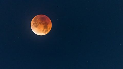 Blood Moon to Reappear - the Great, Terrible Day of Jehovah Approaches!