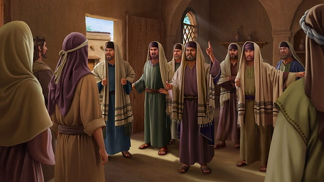 the Pharisees condemned Lord Jesus