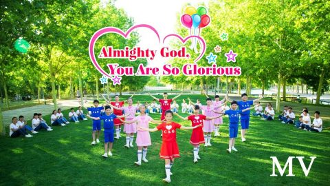 Almighty God, You Are So Glorious - Praise Song