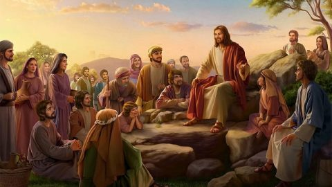 Bible Story - Lord Jesus' Teachings