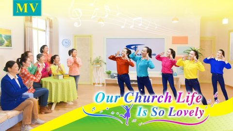 Our Church Life Is So Lovely (Praise Dance)