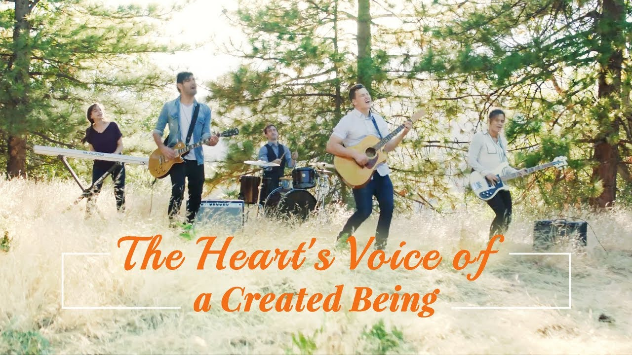 "Christian Music Video ""The Heart's Voice of a Created Being"""