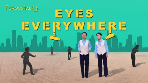 Eyes Everywhere (Crosstalk)