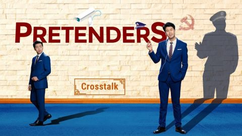 "Christian Crosstalk ""Pretenders"""