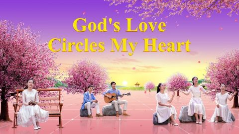 "Praise and Worship Song ""God's Love Circles My Heart"""