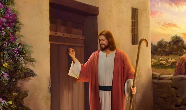 The Lord Jesus Is Standing at the Door and How Can We Welcome Him