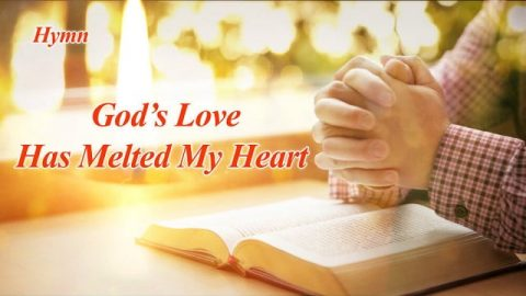 """God's Love Has Melted My Heart"": The Love of God Never Leaves Us"