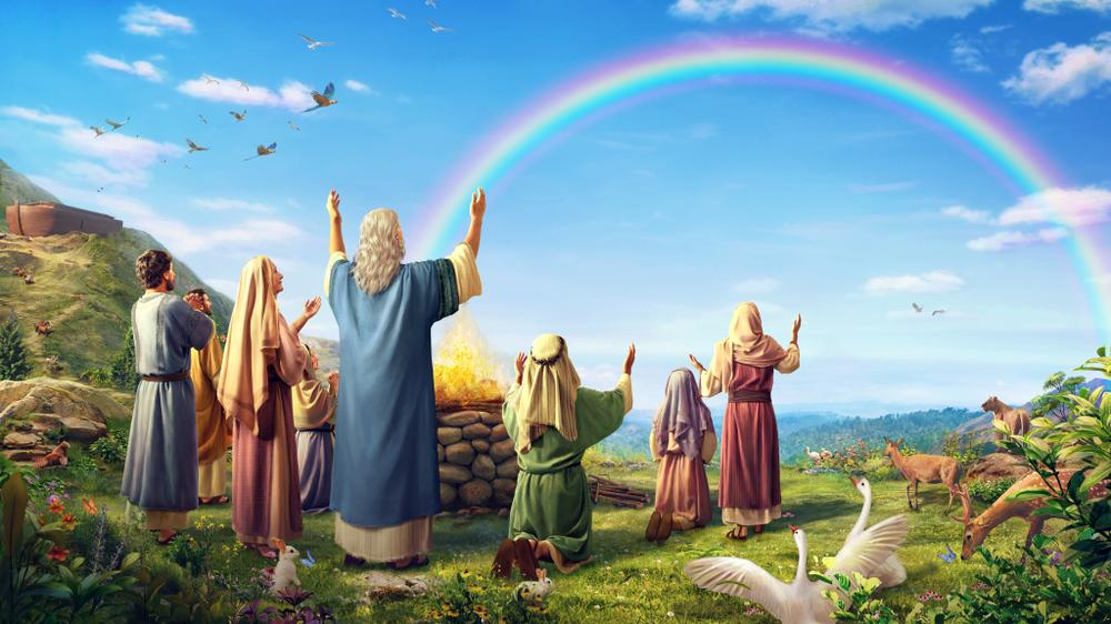What God's Intention Is Behind the Story of Noah's Ark