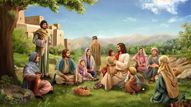 God Incarnate Himself to Work and Save Man