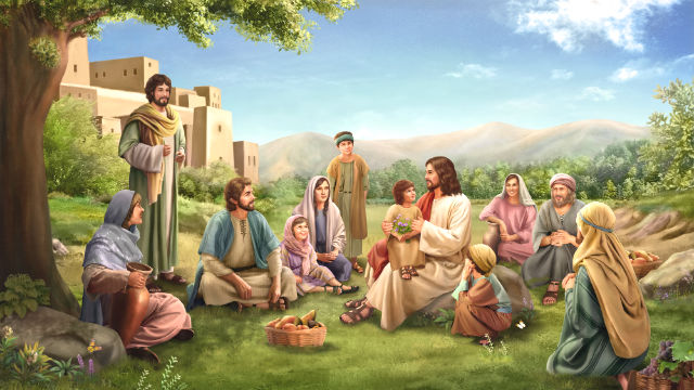 Lord Jesus,God Wants All Men to Be Saved