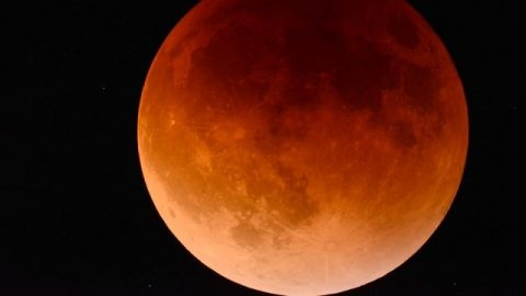 """Super Blood Wolf Moon"" Is to Appear—Jewish Rabbi: The End of the World Is Near"