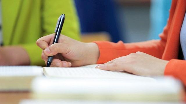 A Christian's Testimony, write notes
