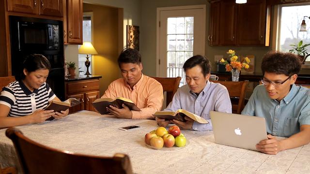 A Christian Testimony, Christians fellowship