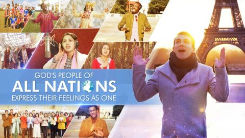 """Praise Song """"God's People of All Nations Express Their Feelings as One"""" 