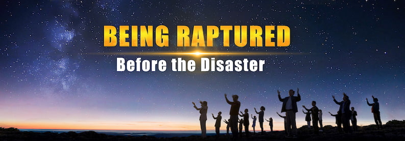 Rapture Before the Disaster