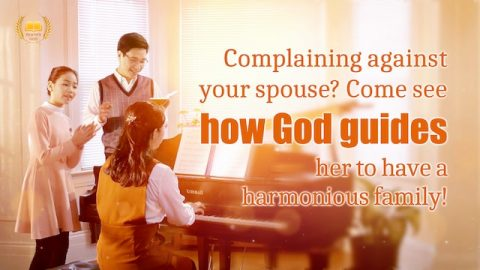 Christian Marriage Story: No Longer Complaining, She Has a Happy Marriage