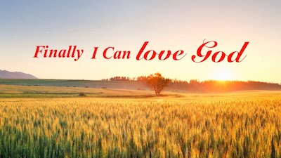 "Christian Worship Song ""Finally I Can Love God"""