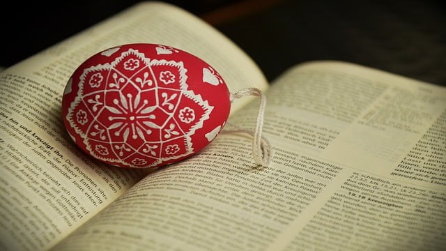 Do You Know the Real Meaning of Easter?, Easter Egg,Bible