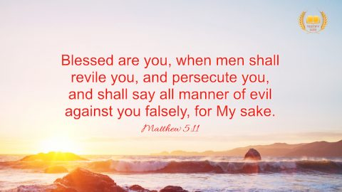 We Should Bear Witness to God in Persecutions – Gospel Reflection on Matthew 5:11