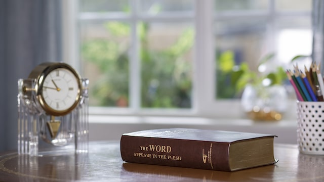 God's salvation,God's word