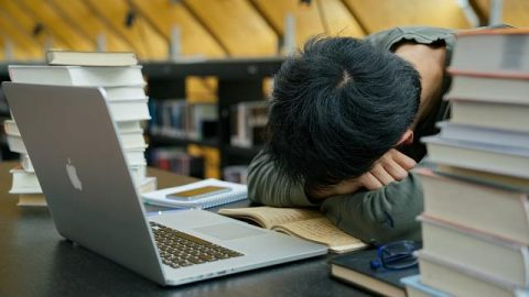 How Should Christians Cope With Their Child's Exam Stress?