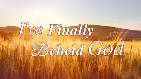 "Thank You Lord ""I've Finally Beheld God"""