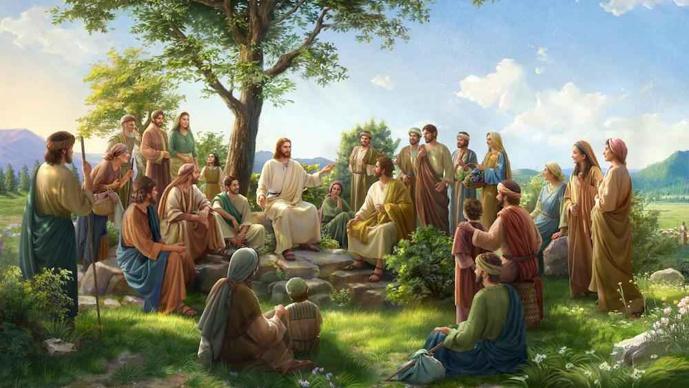 Reflection on Matthew 22:37