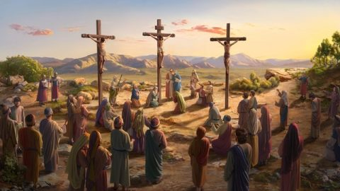 God Is Almighty, but Why Did Jesus Redeem Us by Crucifixion