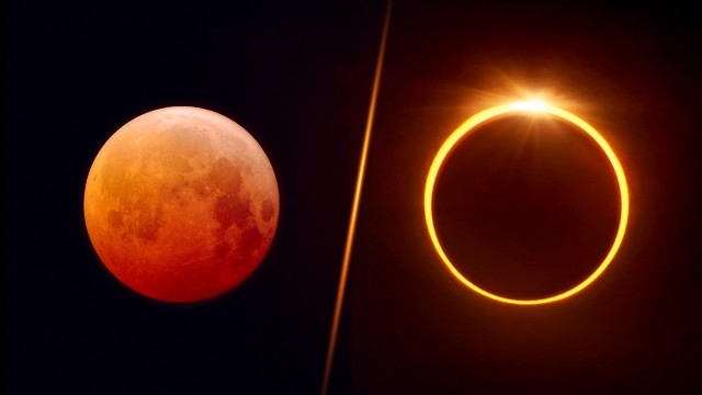 """The June 10, 2021 """"Ring of Fire"""" Solar Eclipse Fulfills the Prophecy in Revelation"""