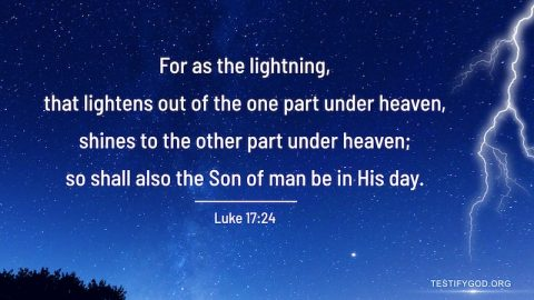 The Days of the Son of Man – Reflection on Luke 17:24